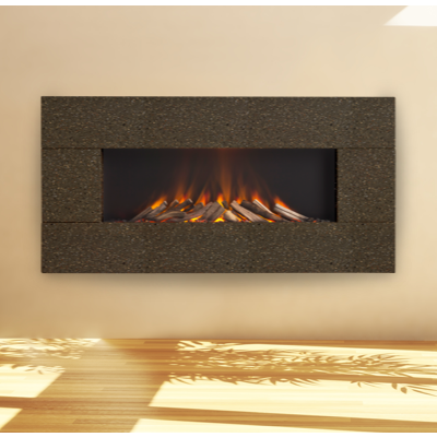 Linear Electric Fire