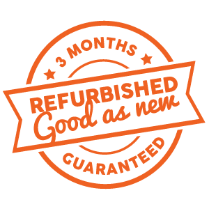 3 Months Refurbished Good As New Guarantee