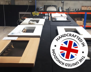Handcrafted In The Uk To Your Order