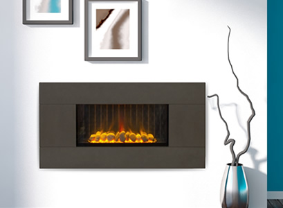 How to install a Wall Mounted Electric Fire