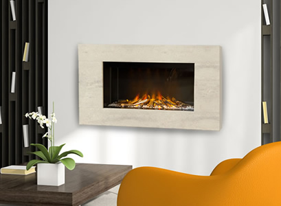 How To Install a Hole in the Wall Electric Fire