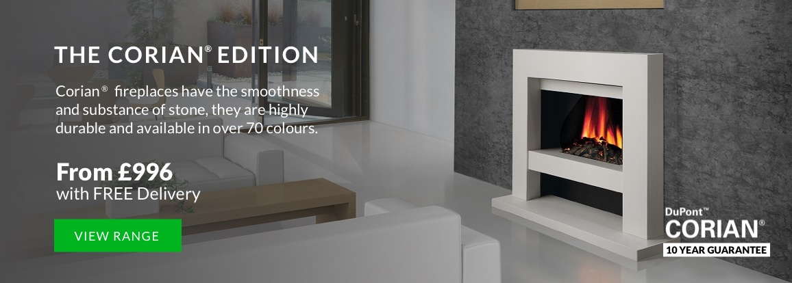 Corian Electric Fires