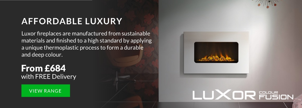 Luxor Fusion Electric Fires