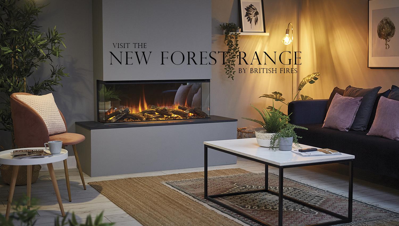 New Forest Range