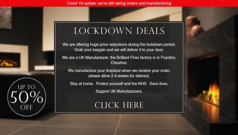 Lockdown Deals